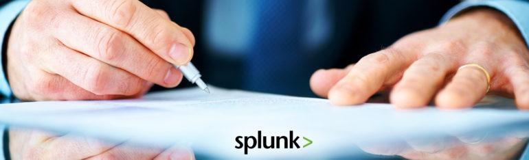 SPLUNK Partnership